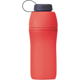 Platypus Meta Bottle 1000ml coral pink
